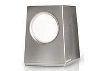 Marathon Domi Plastik Peçete Dispenseri-Gümüş