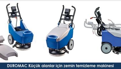 DUROMAC Küçük Alanlar İçin Temizlik Makinesi