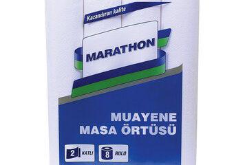 Marathon Muayene Masa Örtüsü