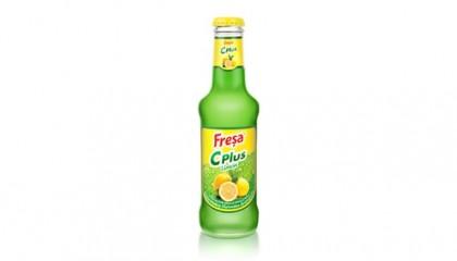 Freşa 200 ml Limon Aromalı C Vitaminli Doğal Maden Suyu