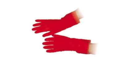 Bulaşık Eldiveni Kırmızı