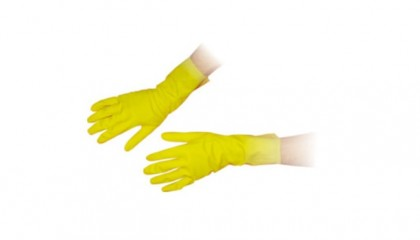 Bulaşık Eldiveni Sarı