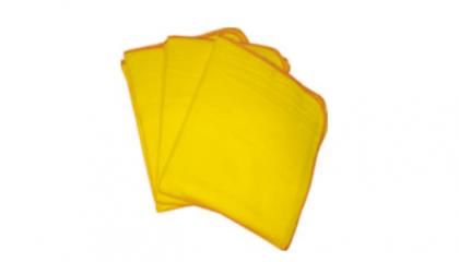 Sarı Toz Bezi 35×40